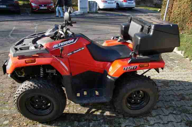 Arctic Cat Alterra 450 4x4
