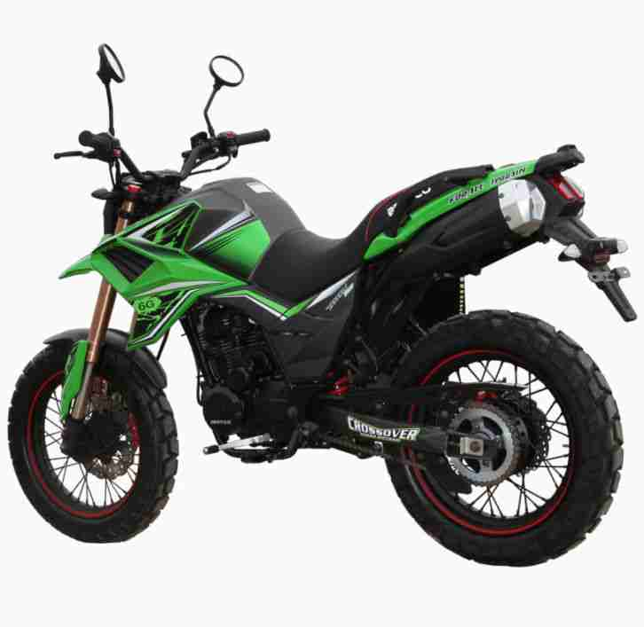 benyco tekken 125 enduro bike 125 ccm motorrad bestes. Black Bedroom Furniture Sets. Home Design Ideas