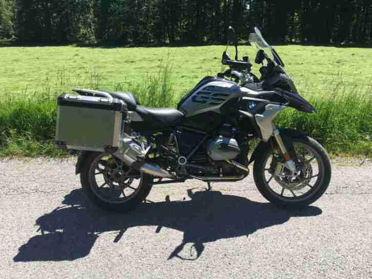 BMW 1200 GS VOLLAUSSTATTUNG Service neu Comfort Touren Dynamik Paket TFT