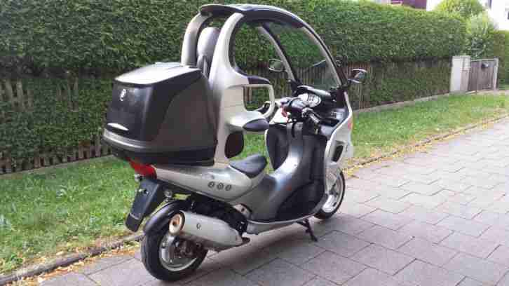 bmw c1 200 executive abs koffer nur 14547 km bestes. Black Bedroom Furniture Sets. Home Design Ideas