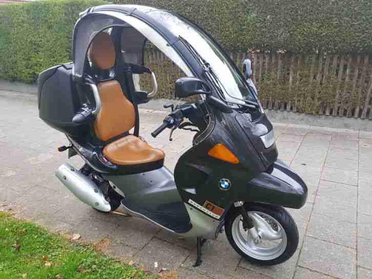 BMW C1 200 Executive, Service neu, Top Zustand