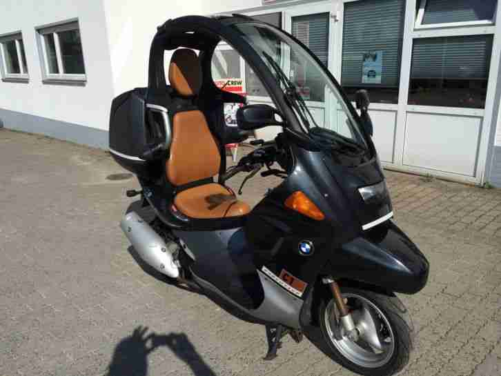 bmw c1 200 nur 3200 km bestes angebot von bmw. Black Bedroom Furniture Sets. Home Design Ideas