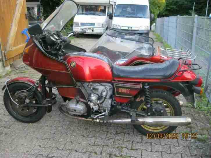 BMW EML Gespann Oldtimer