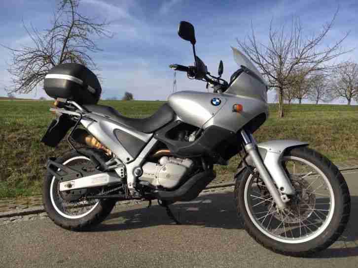 BMW F650 Motorrad