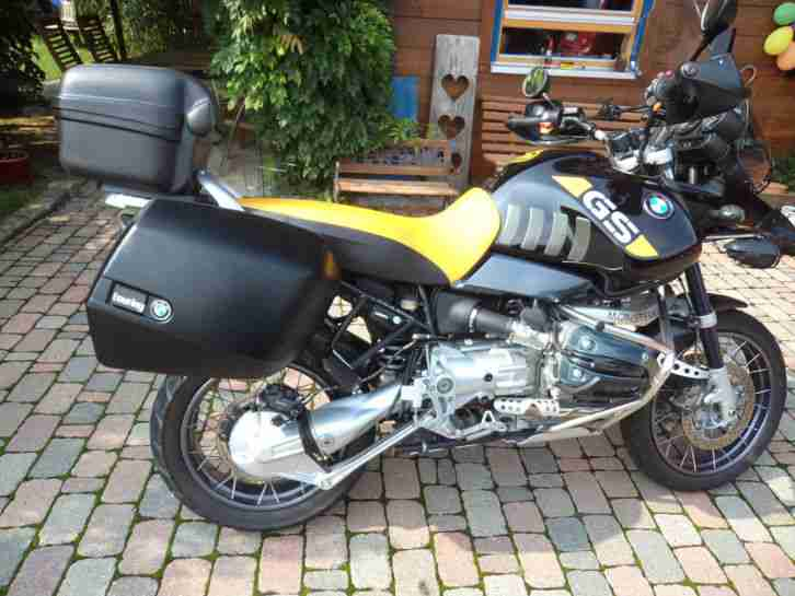 BMW GS1150 Adventure