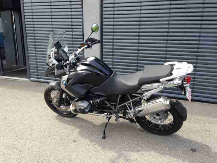 bmw gs1200r triple black mit navi bestes angebot von bmw. Black Bedroom Furniture Sets. Home Design Ideas