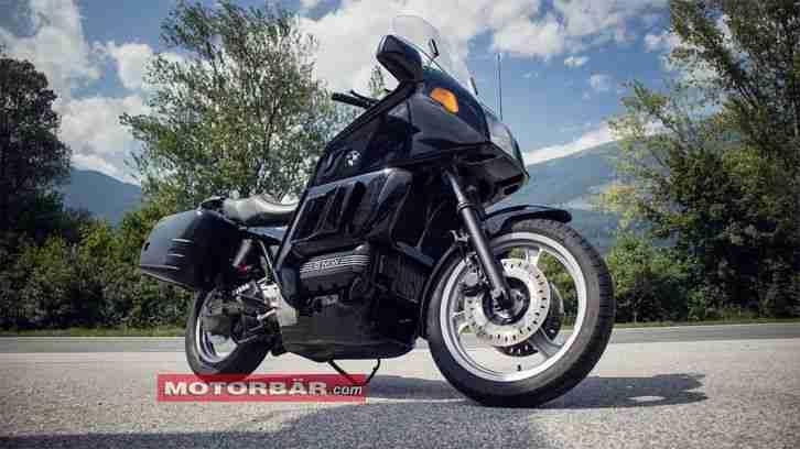BMW K 100 LT EZ 03 1990 Klassiker Motorrad Tourer Oldtimer