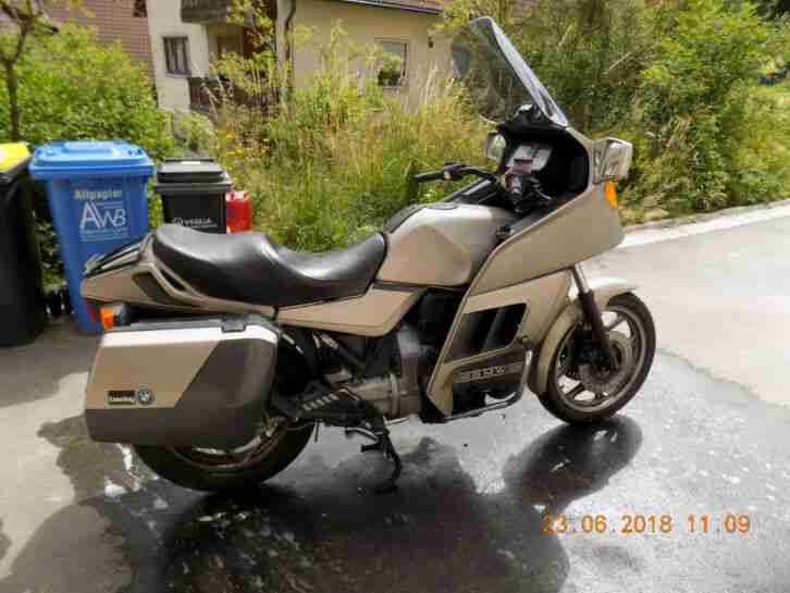 BMW K 100 LT HU 02 2020 Fahrbereit good running condition