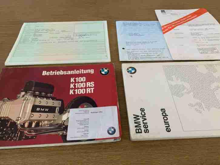 BMW K100 RT RT