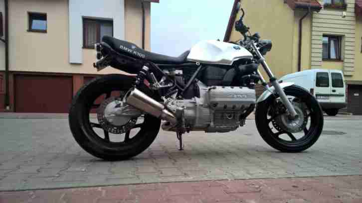 BMW K100 one of the kind project