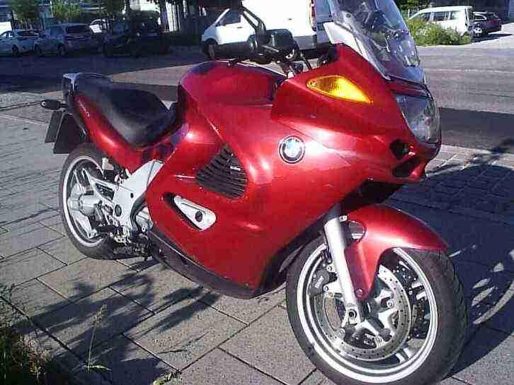 BMW K1200RS EZ 2003 Tüv und Inspektion neu vor 1500 km INTEGRAL ABS 2.Hd.