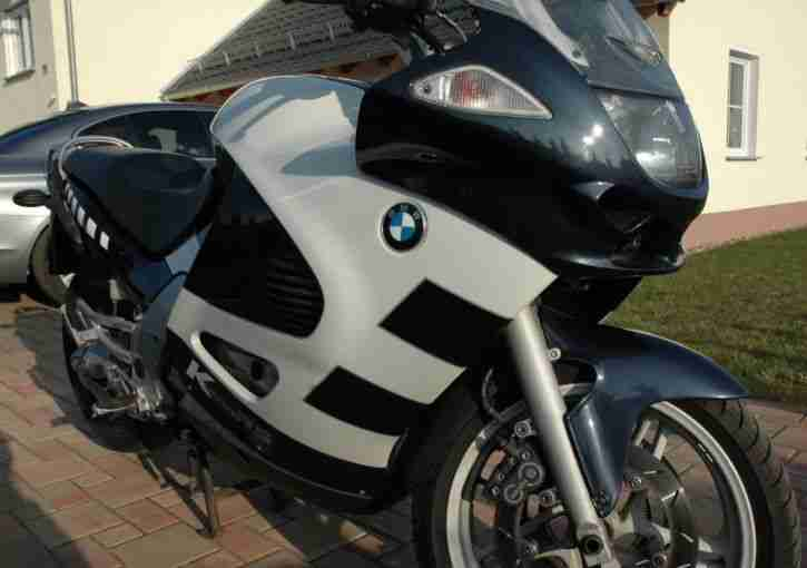 BMW K1200RS, Williams