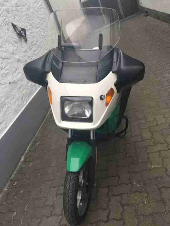 BMW K75RT Polizei TOP