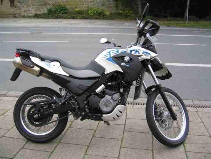 Bmw Motorrad G 650 Gs Sertao 35kw 48 Ps 2200 Km Bestes Angebot Von