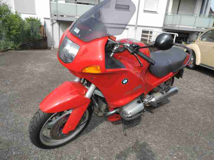 BMW Motorrad R 1100 RS rot TÜV 05 2020