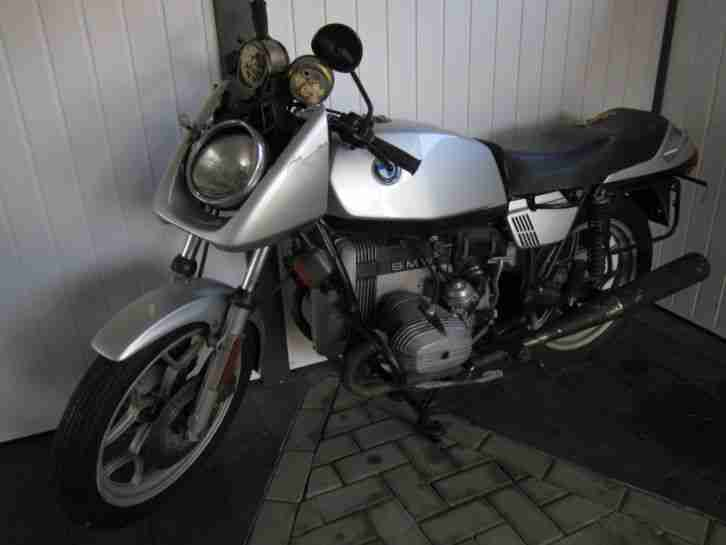BMW Motorrad als Teileträger !
