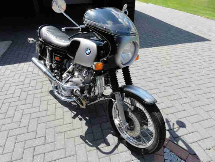 bmw r 100 7 im r90s look bestes angebot von bmw. Black Bedroom Furniture Sets. Home Design Ideas