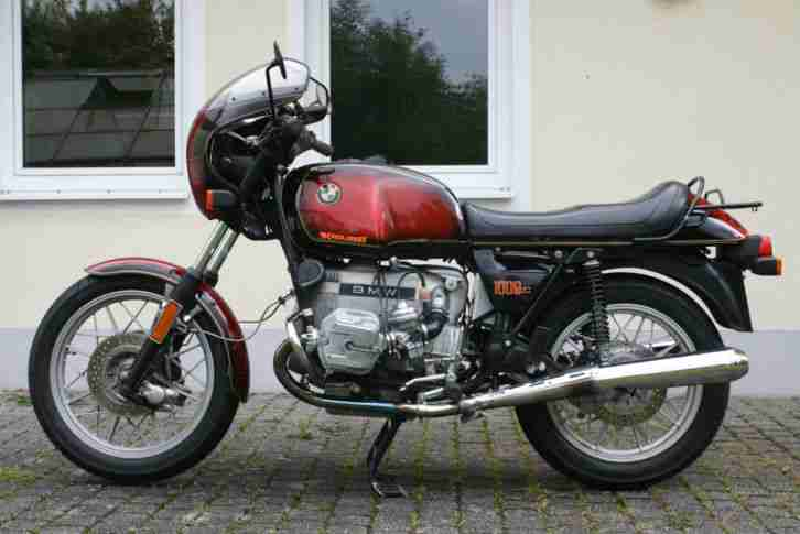 BMW R 100 S KRAUSER ZYLINDER 4-Ventiler 82PS !! R100S RS RT CS R90S MKM Tuning