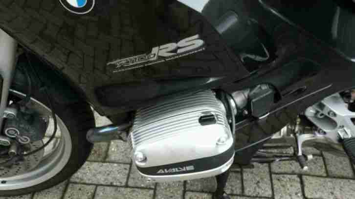 BMW R 1100 RS ABS FID Koffer