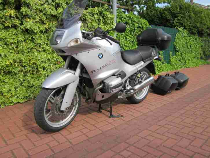 BMW R 1150 RS 15377 km BJ 2002 ABS Koffer