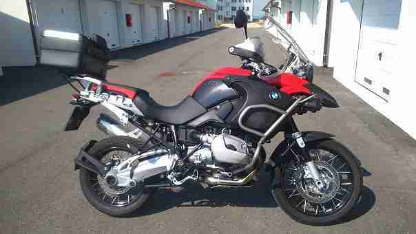 BMW R 1200 BMW R 1200 GS Adventure