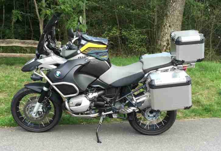 bmw r 1200 gs adventure esa rdc abs acs bestes angebot. Black Bedroom Furniture Sets. Home Design Ideas