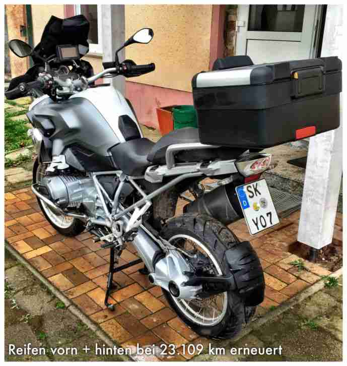bmw r 1200 gs lc comfort touring dynamic bestes angebot. Black Bedroom Furniture Sets. Home Design Ideas