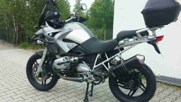 bmw r 1200 gs touratech zubeh r wie adventure bestes. Black Bedroom Furniture Sets. Home Design Ideas