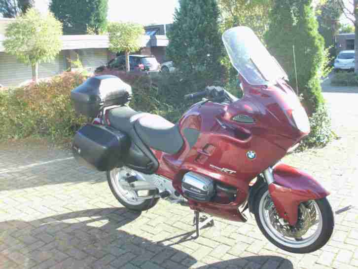 , R1100 RT, Tourer, 80900 Km