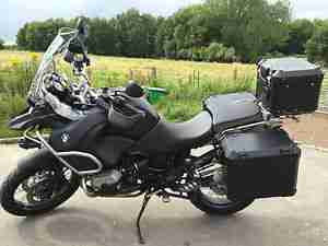 R1200GS GSA ADVENTURE BLACK PHANTOM
