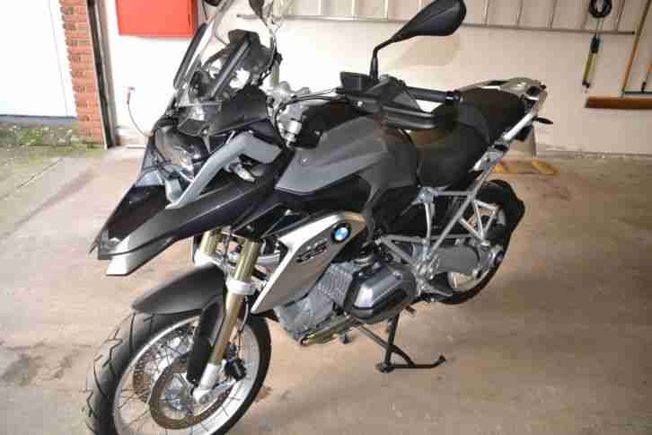 bmw r1200gs lc 5265km abs voll koffer bestes angebot. Black Bedroom Furniture Sets. Home Design Ideas