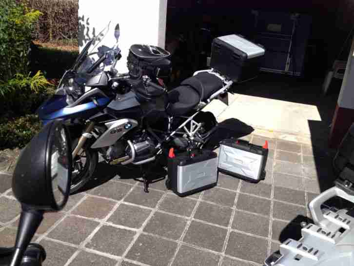 bmw r1200gs lc neues modell vollaustattung bestes. Black Bedroom Furniture Sets. Home Design Ideas