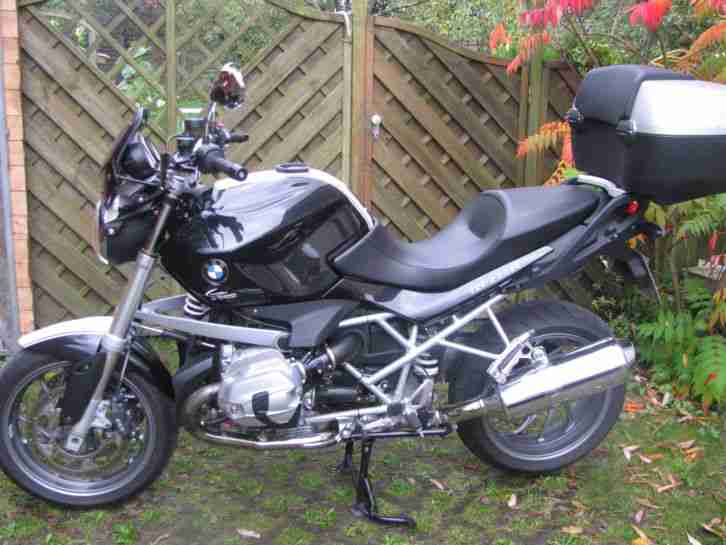 R1200R Bj. 2011 Top Zustand