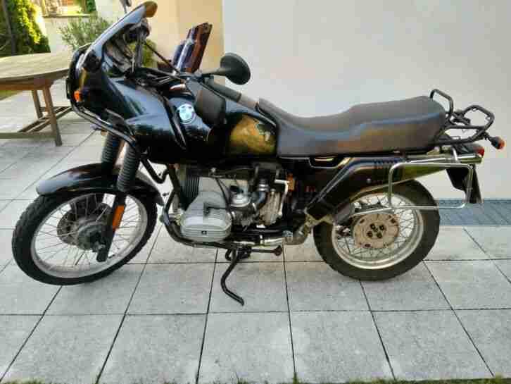 BMW R80GS Typ 247E