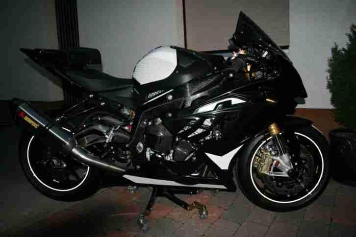 BMW Racebike S 1000RR DTC ABS Schaltautomatik K10