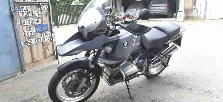 BMW r 1150 GS von 2003 .kein gelände