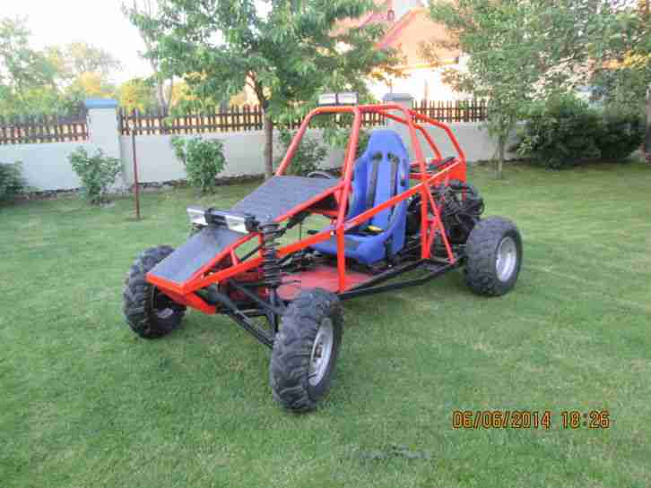 BUGGY PIRANIA QUAD