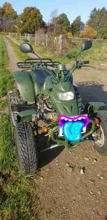 Barossa 250 quad smc