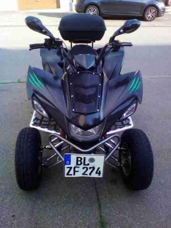 Barossa Bronco 300 ATV Quad
