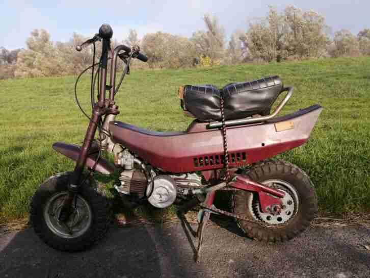 Benelli Caddy 50 selten oldtimer
