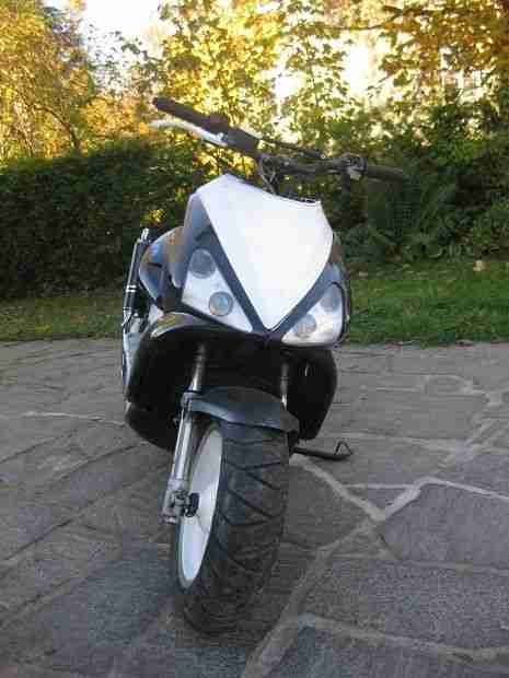 Benelli K2 491 Motor Moped 50ccm mit