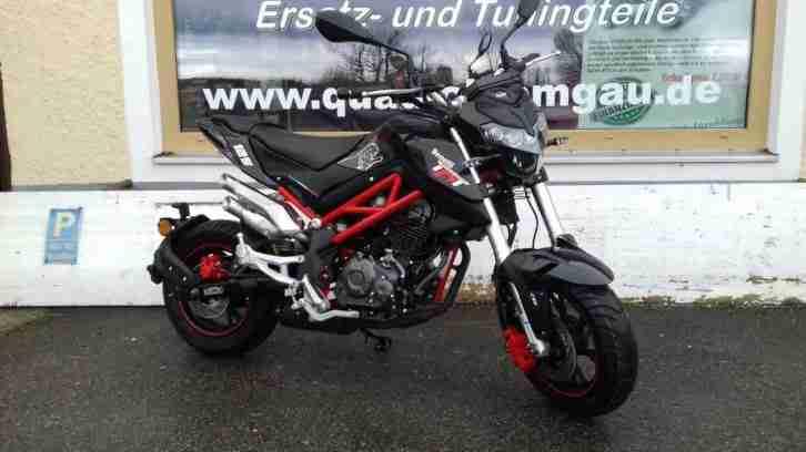 Benelli TNT Sport 125 EFI Euro4 neu