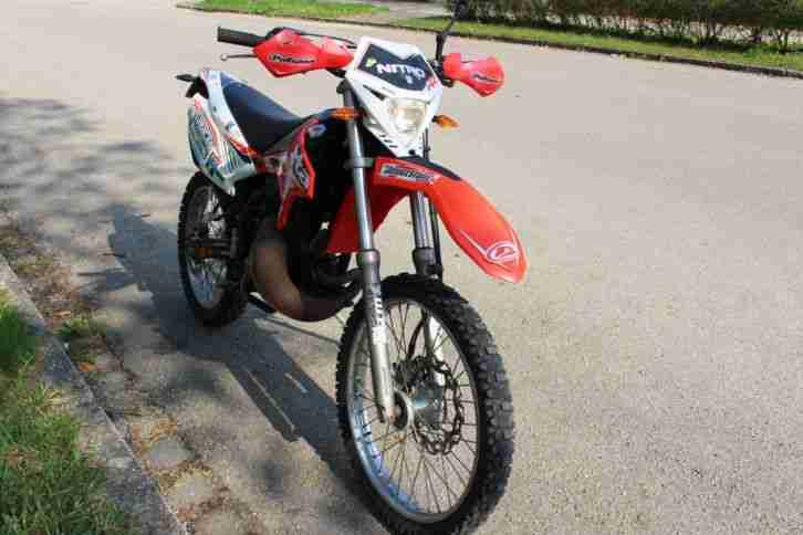 Beta 50ccm Enduro Mokick Moped
