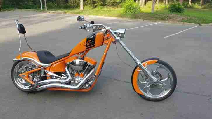 Big Dog K9 300er Softail 117 S&S Chopper