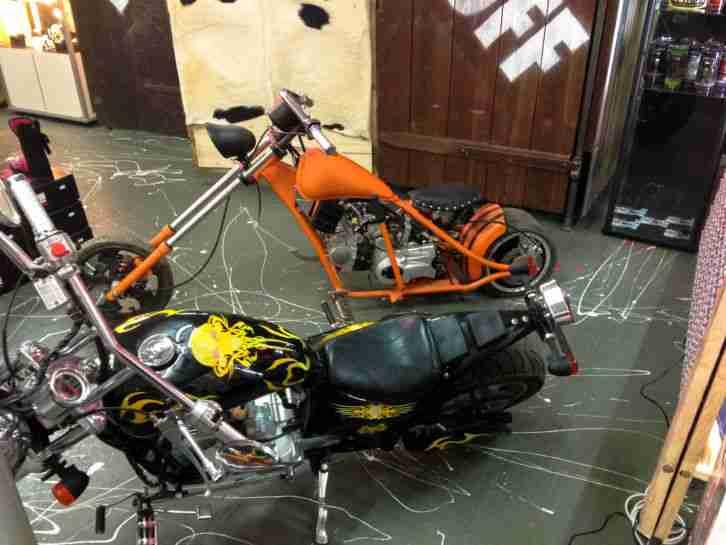 bike pocket bike show bike midi bike chopper bestes. Black Bedroom Furniture Sets. Home Design Ideas