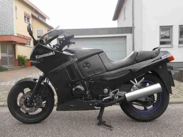 Bildschöne Kawasaki GPX 600 R, Bj.99, 73 PS, 25 tkm, Kult, ZX, TOPZUSTAND ! ! !