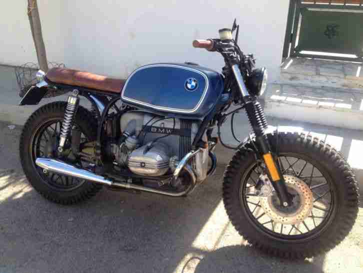 bmw r65 scrambler 1981 bestes angebot von bmw. Black Bedroom Furniture Sets. Home Design Ideas