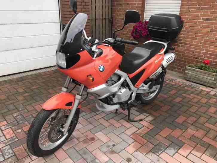 Bmw f 650st Motorrad