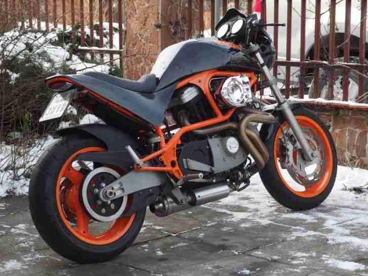Buell xb12Ss Lightning in Wolfurt - Harley-Davidson kaufen