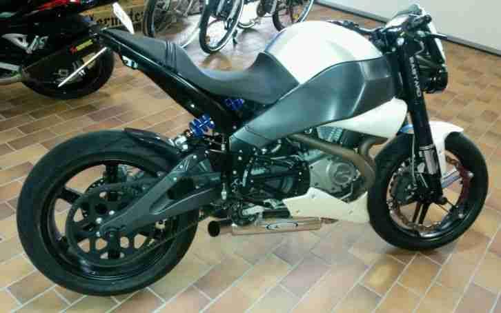 Buell XB12R Firebold - Topseller Harley-Davidson.